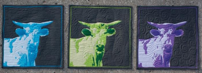 Cow Trio